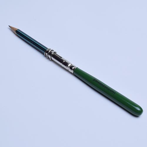 画像2: STANDARDGRAPH スタンダードグラフ ペンシルホルダー 鉛筆補助軸 / カラー 【標準小売価格:550円(税抜)】
