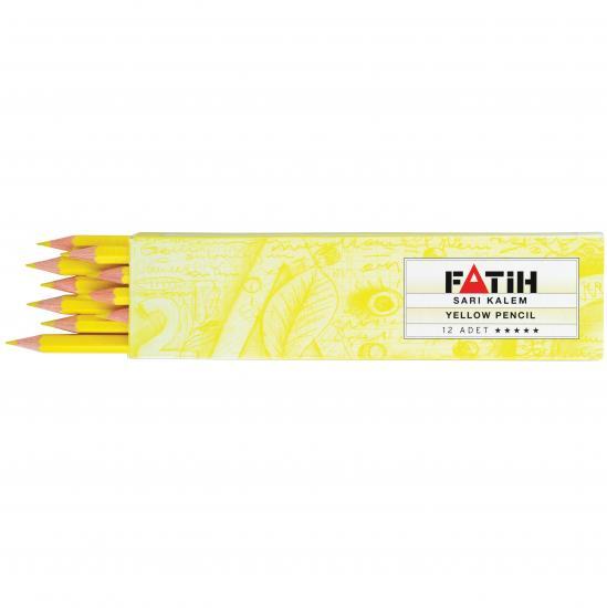 画像4: FATiH ファティー イエローマーキング鉛筆【標準小売価格:120円(税抜)】