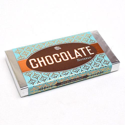画像1: croniclebooks クロニクルブックス チョコレート ノートパッド 【標準小売価格:1,080円(税抜)】