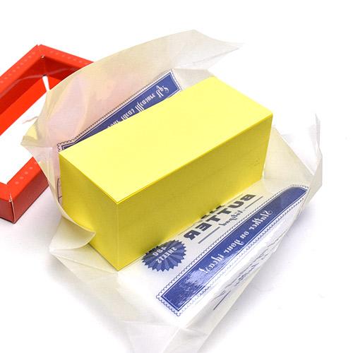 画像2: croniclebooks クロニクルブックス バター メモブロック 【標準小売価格:1,200円(税抜)】