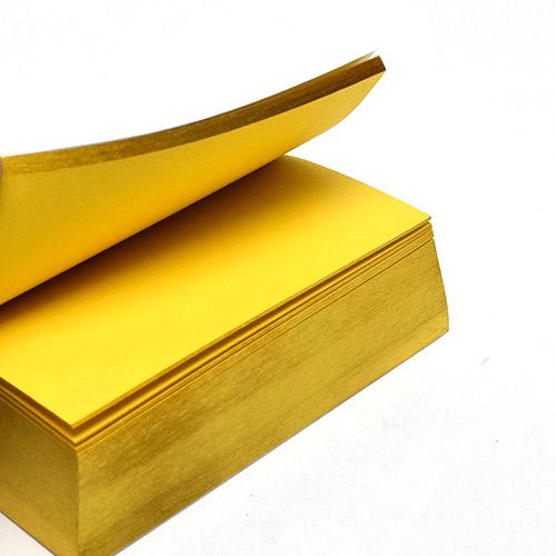 画像3: croniclebooks クロニクルブックス ゴールドスタンダード メモブロック 【標準小売価格:1,080円(税抜)】