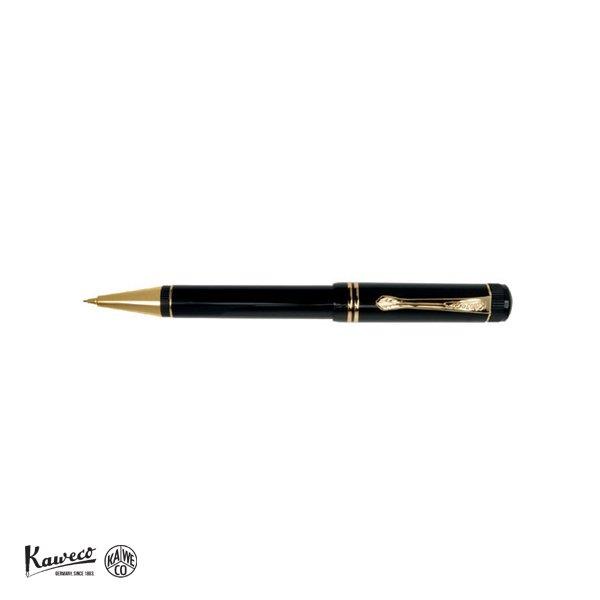 画像1: KAWECO カヴェコ ディア2 0.7mm ペンシル ゴールド 【標準小売価格:13,000円】 (1)