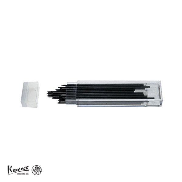 画像1: KAWECO カヴェコ 替芯 HB 2.0mm (24本) ブラック 【標準小売価格:1,200円】 (1)