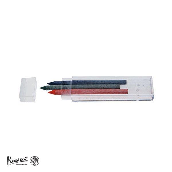 画像1: KAWECO カヴェコ 替芯 カラー 5.6mm (3本・3色AS)  【標準小売価格:1,300円】 (1)