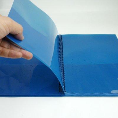 画像2: Esselte エセルテ 8ポケットファイル 【標準小売価格:500円】