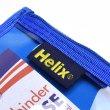 画像3: Helix へリックス リングバインダー ペンケース 3色アソート  【標準小売価格:650円】 (3)