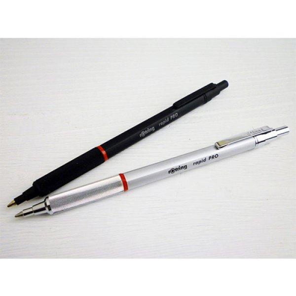 画像1: rotring ロットリング ラピッドプロ ボールペン 【標準小売価格:3,800円】 (1)