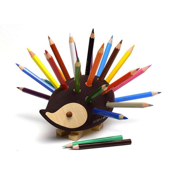 画像1: KOH-I-NOOR コヒノール  スモール ハリネズミ色鉛筆セット  【標準小売価格:7,000円】 (1)