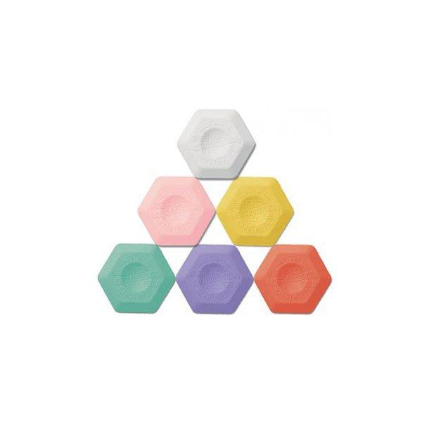 画像1: KOH-I-NOOR コヒノール サーモプラスチック消しゴム6223 6色アソート 【標準小売価格:220円(税抜)】 (1)