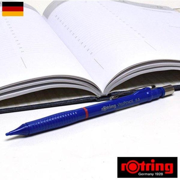 画像1: 【特価】rotring ロットリング ビズペンシル ブルー 0.5mm 【標準小売価格:180円】 (1)
