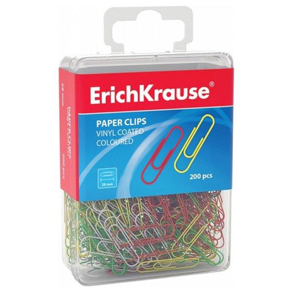 画像1: ErichKrause エリッククラウス  カラフル クリップ【標準小売価格:400円】 (1)
