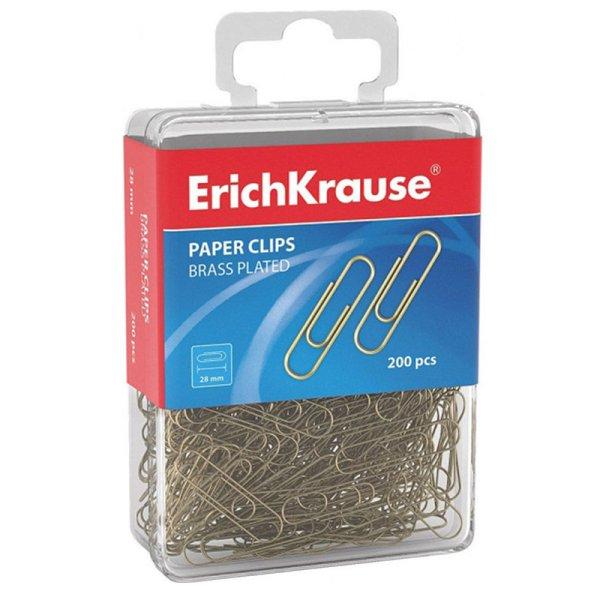 画像1: ErichKrause エリッククラウス  ブラス クリップ【標準小売価格:400円】 (1)