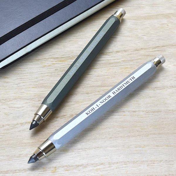 画像1: KOH-I-NOOR コヒノール No.53400 芯ホルタ゛ー 5.6mm芯 【標準小売価格:1,300円】 (1)