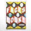画像1: CHRONICLE BOOKS クロニクルブックス フェイシズ ノート by SUKIE【標準小売価格:2,200円】 (1)