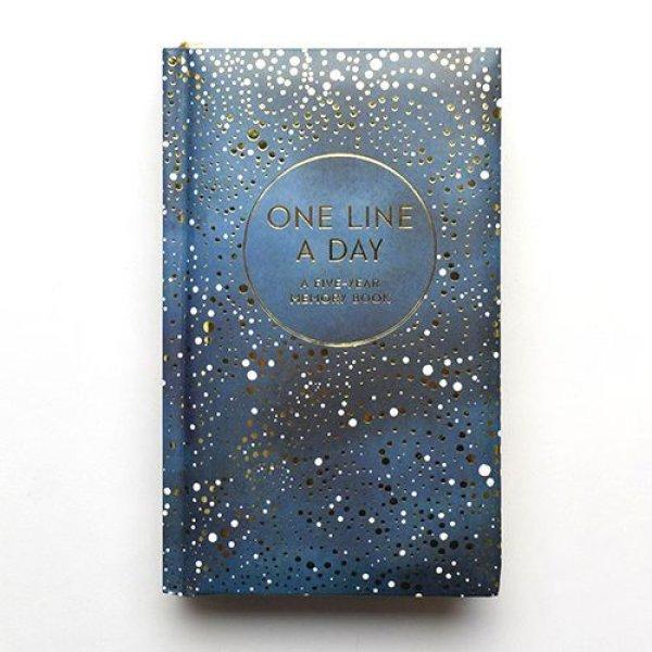 画像1: CHRONICLE BOOKS クロニクルブックス 5年連用日記 レスティアル ワン ライン ア デイ【標準小売価格:2,880円】 (1)