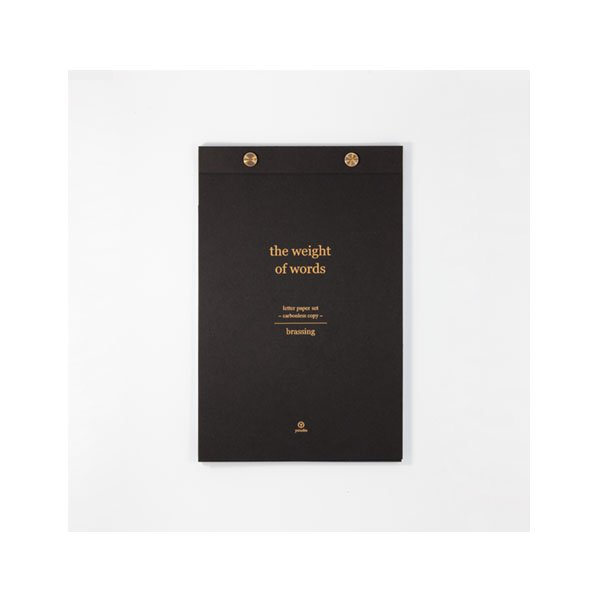 画像1: ystudio ワイスタジオ ブラッシング レターペーパーセット【標準小売価格:3,800円】 (1)