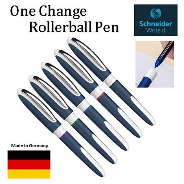 画像1: Schneider シュナイダー  ローラーボールペン ワンチェンジ 0.6mm【標準小売価格:800円】 (1)