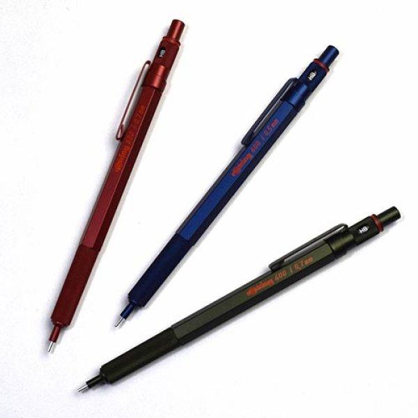 画像1: rotring ロットリング 600 新色 メカニカルペンシル【標準小売価格:3,000円】 (1)