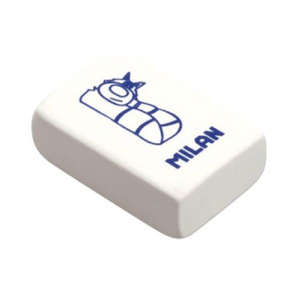 画像1: MILAN ミラン 消しゴム 4060 柄・3色アソート【標準小売価格:35円】 (1)